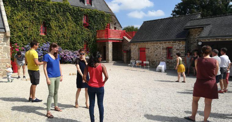 Mon mariage participatif et convivial : J-1, tous les invités arrivent enfin !