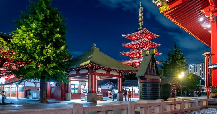 Mon voyage de noces au pays du soleil levant : Tokyo
