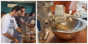 Atelier de brassage de sa propre bière artisanale