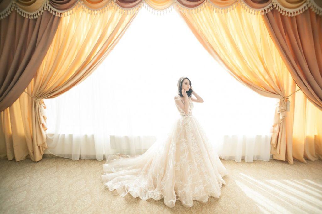 Choisir la robe de mariée, mon rêve de petite