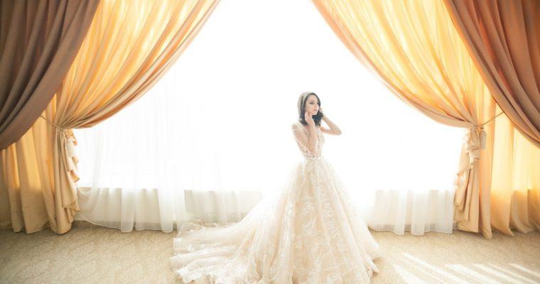 Mon rêve de petite fille : la robe de mariée – Partie 1