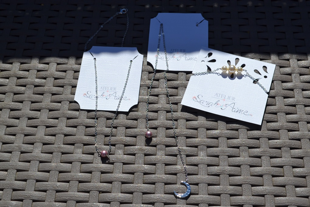 Les accessoires de ma tenue du mariage : mes bijoux