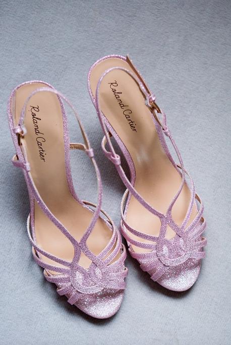 Les accessoires de nos tenues de mariées : les chaussures