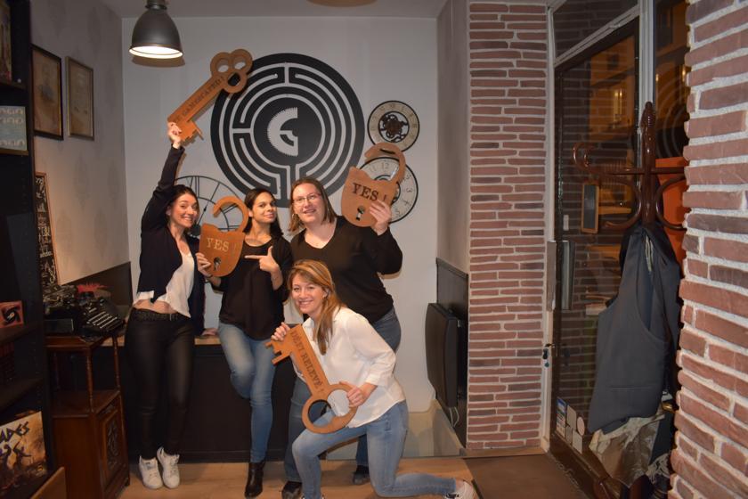 Mon EVJF à Chamonix : escape-game