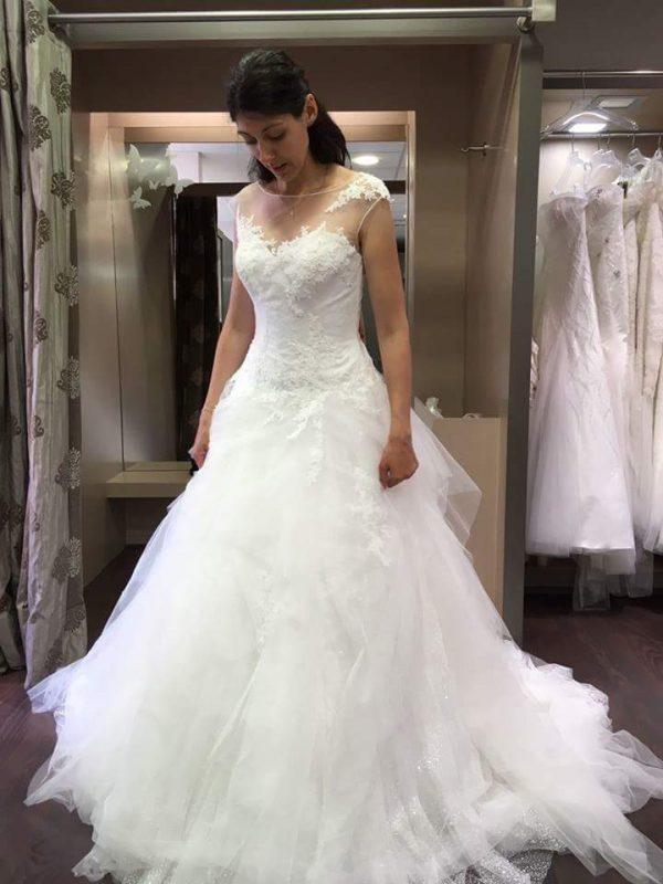 Mes premiers essayages de robes de mariée à Annecy