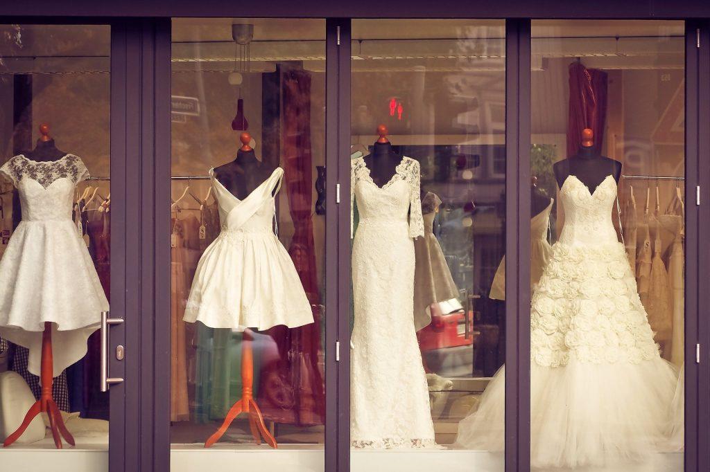 Ma robe de mariée... trouvée à J-7 du mariage !