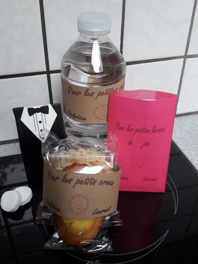 Idées cadeaux et attentions pour nos invités