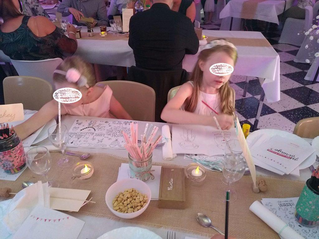 Les animations de mon mariage : livret d'activités pour les enfants