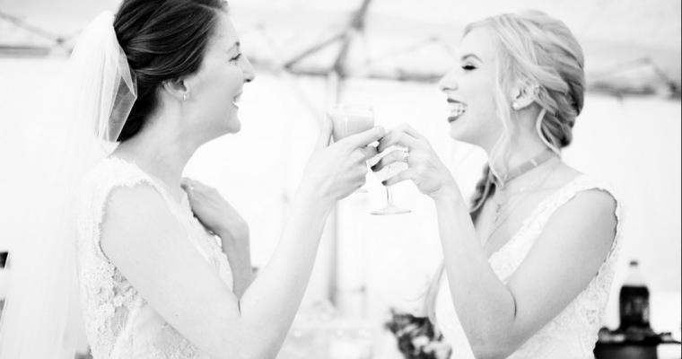 Mon mariage dans le pays d'Oz: cocktail végétarien, photos de groupes et lancer(s) de bouquet(s)