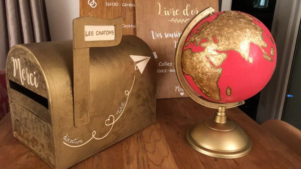 DIY mariage : mes réalisations avec la Cameo - Silhouette