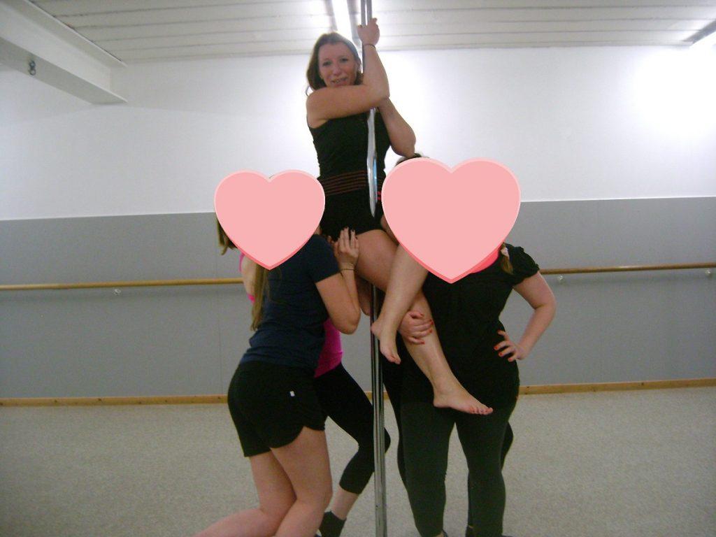Mon EVJF avec pole dance et Thalasso