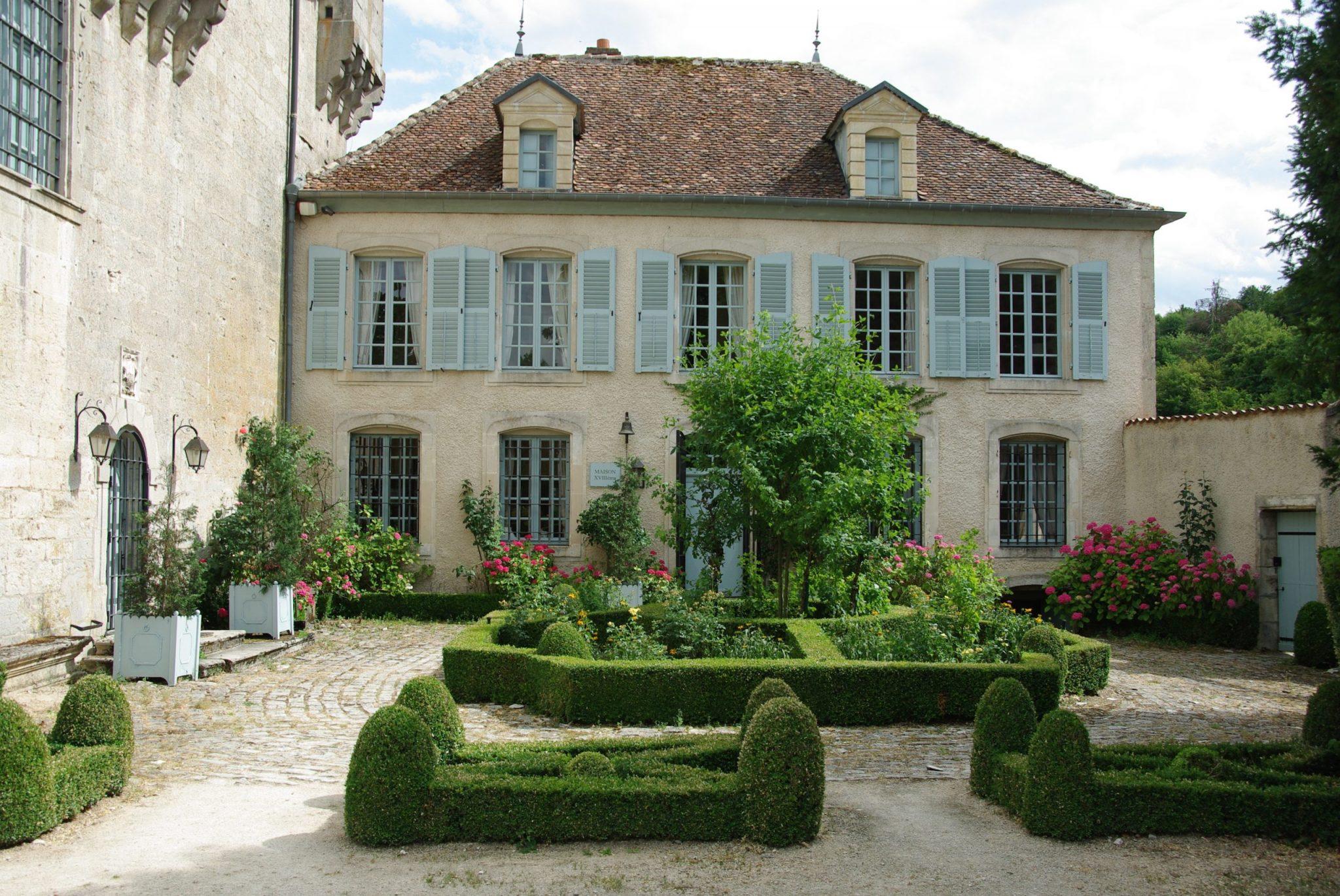 maison XVIII