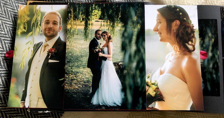 Livre-photo ou album «à l'ancienne» : que faire de ses photos de mariage ?