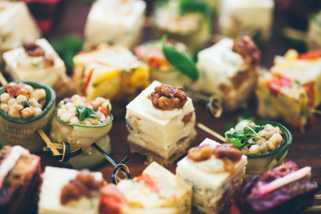 Le choix de notre repas de mariage