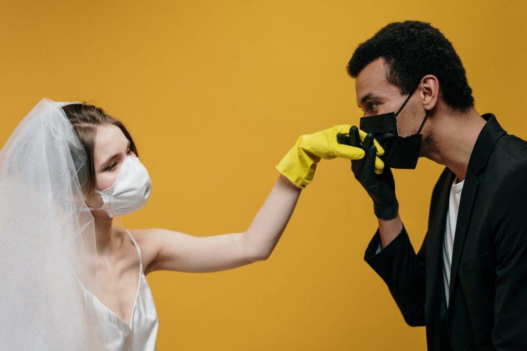Coronavirus : mon mariage a lieu pendant le confinement !