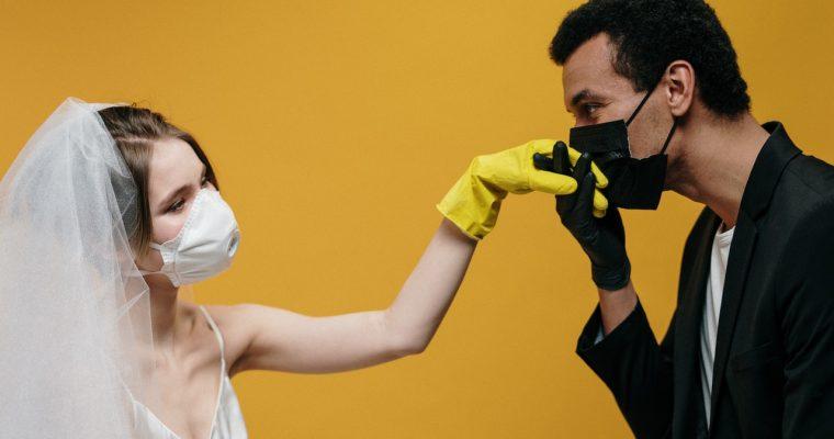 Coronavirus et confinement: que faire le jour J de mon «mariage» ?
