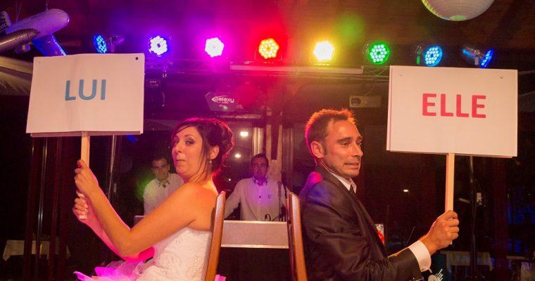 Mon mariage sur 2 jours : le samedi, vin d'honneur, repas et soirée dansante