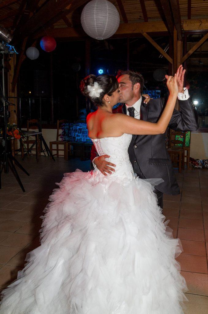 Ma robe de mariée... qui répond à aucun de mes critères !