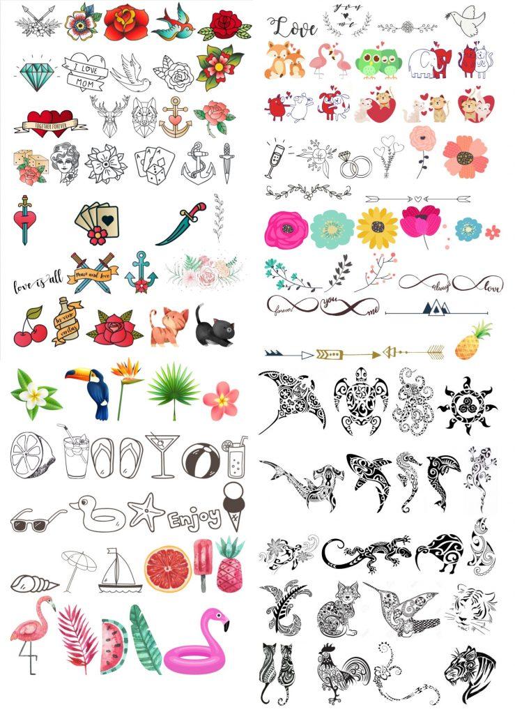 "DIY mariage  : animation tatouages ""tattoo gagnant"""