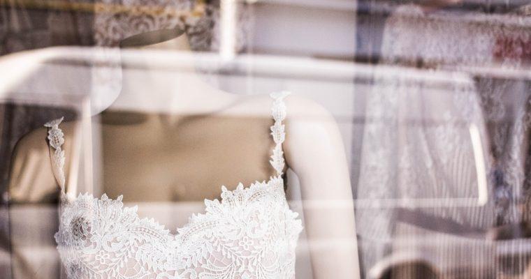 Trouver sa robe de mariée quand on ne s'y attendait pas