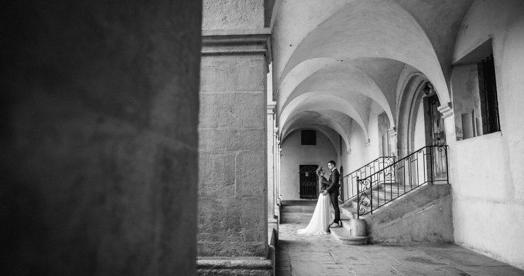 Mon mariage enneigé en bordeaux et doré : bilan émotionnel, vidéo et au revoir