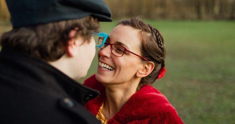 Mon chaleureux mariage au cœur de l'hiver : les secondes photos de couple