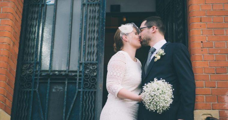 Mon mariage civil Années Folles : le OUI !