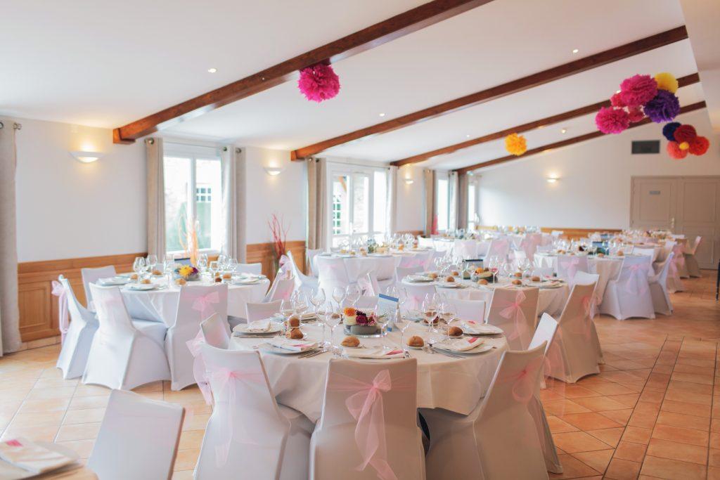 Salle mariage Madame Cotentine