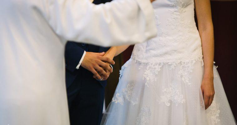 Mon élégant mariage technophile : la bénédiction protestante
