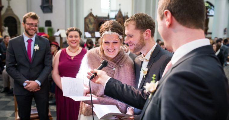 Mon mariage religieux tout en convivialité et en sourires : la cérémonie, le cœur de notre journée