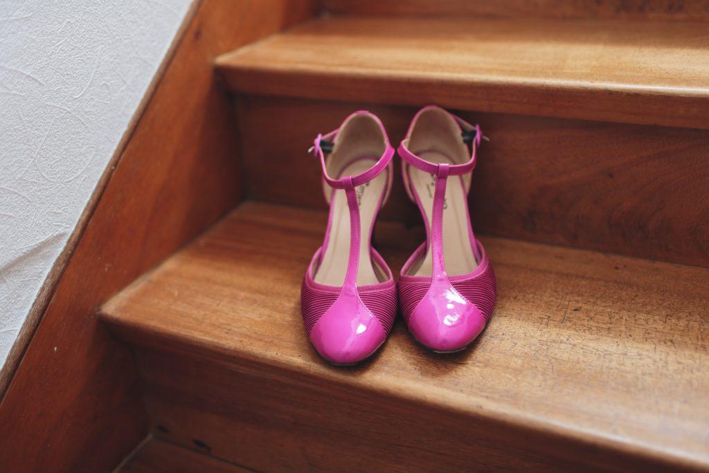 Chaussures mariée Madame Cotentine