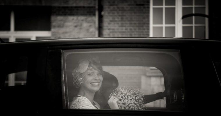 Mon mariage civil Années Folles : le matin du grand jour