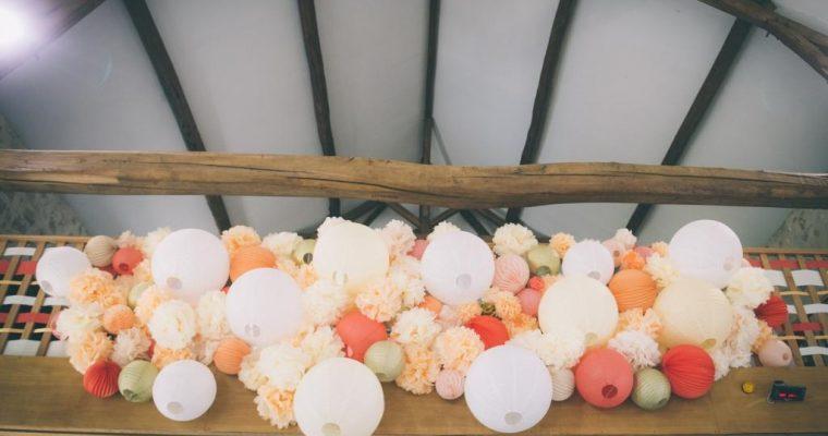 Mon mariage champêtre à paillettes : la veille du grand jour