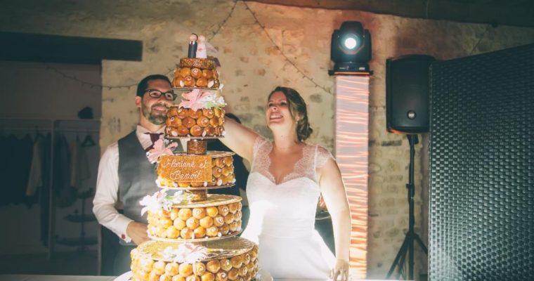 Mon mariage champêtre à paillettes : le dîner et ses surprises