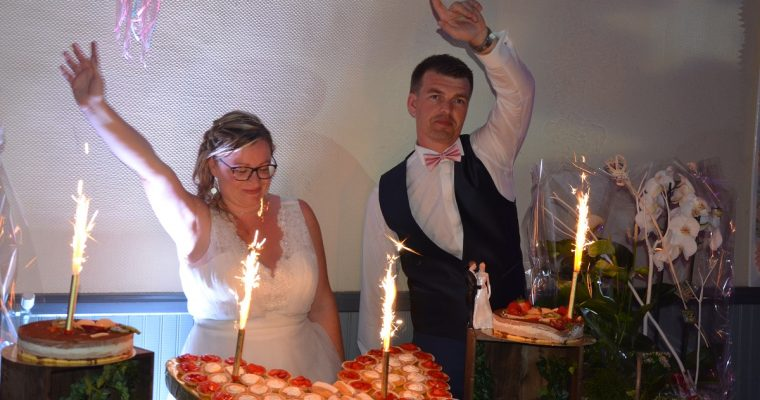 Mon mariage simple et convivial en couleurs pastels : et là, c'est le drame !!!
