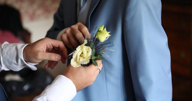 Mon mariage, 3 jours en Lorraine aux airs marin : première soirée et préparatifs des mariés