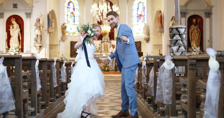 Mon mariage, 3 jours en Lorraine aux airs marins : la cérémonie religieuse