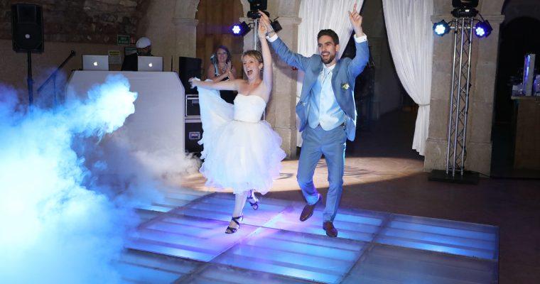 Mon mariage, 3 jours en Lorraine aux airs marins : la soirée, animations et ouverture de bal