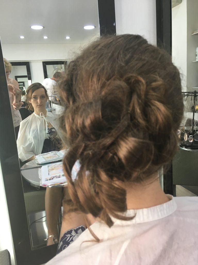 Derniers jours et coiffure ratée avant le mariage