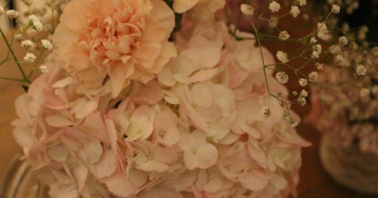 Mon mariage champêtre à paillettes : le brunch