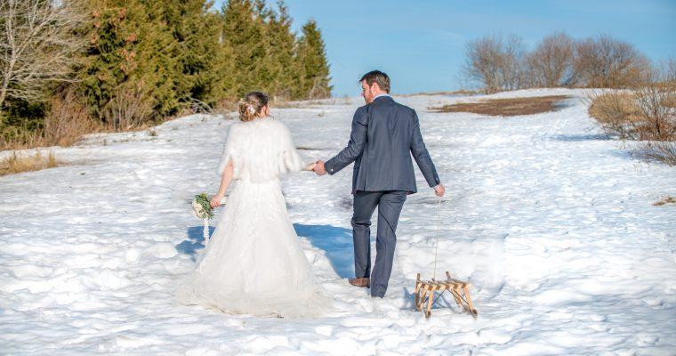 Mon mariage printanier en hiver : le bilan
