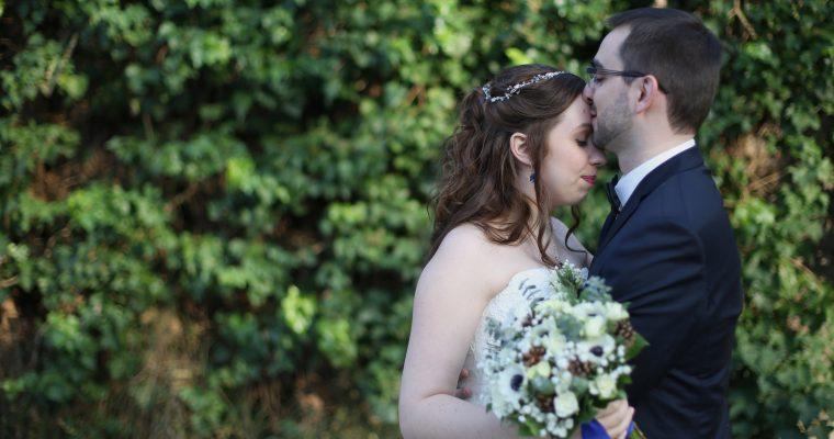 Mon mariage forêt hivernale chic : le mariage civil et les premiers couacs