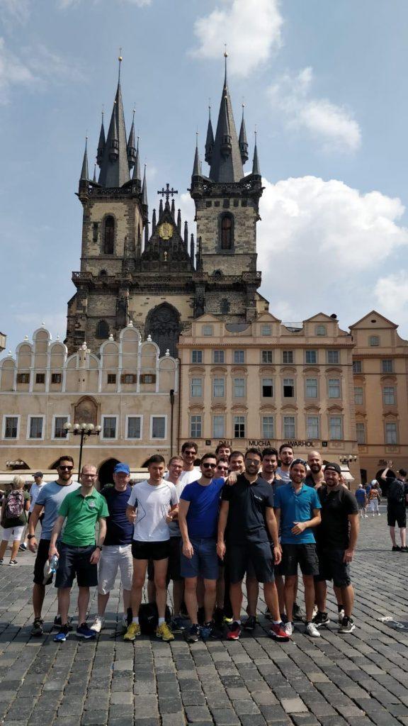 Mon enterrement de vie de garçon à Prague !