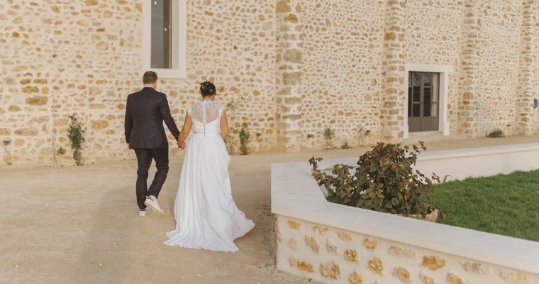 Mon mariage rétro mais pas trop : se dire au revoir mais aussi à bientôt !