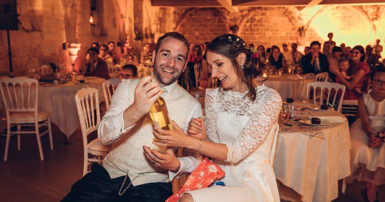 Mon mariage romantique franco-irlandais : notre première danse, le repas, la soirée et quelques surprises !