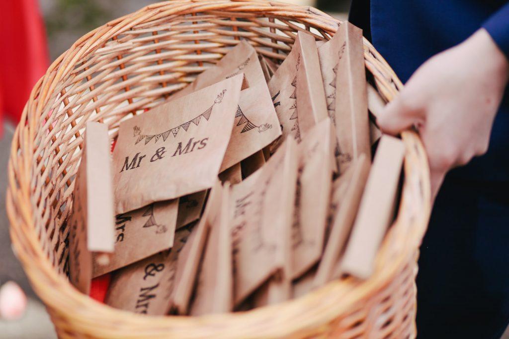 Nos cadeaux d'invités pour un mariage bohème