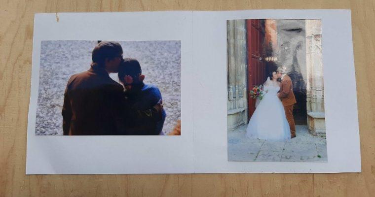 Mon mariage participatif et coloré : les remerciements