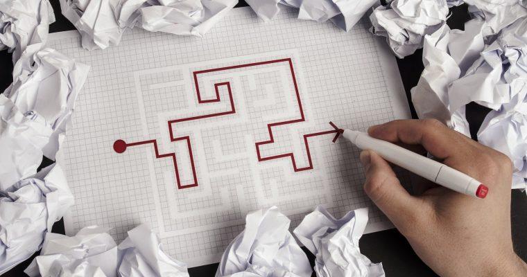 Comment faciliter l'organisation du jour J – Partie 1 : sortir ses invités du labyrinthe