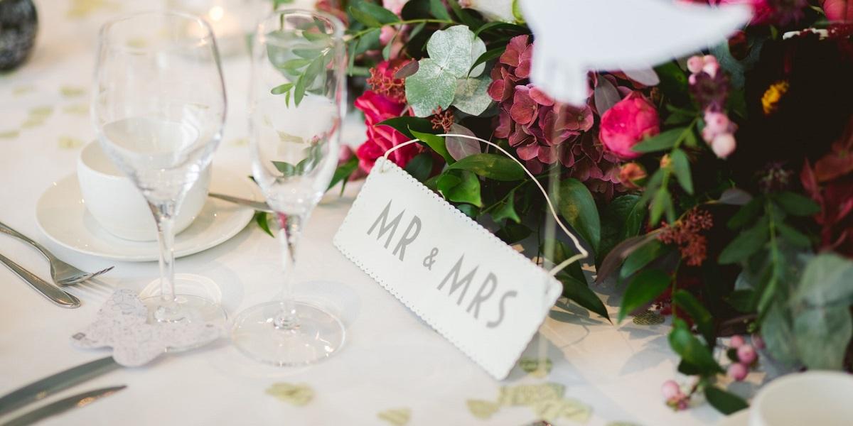 Vin d'honneur et réception de mariage