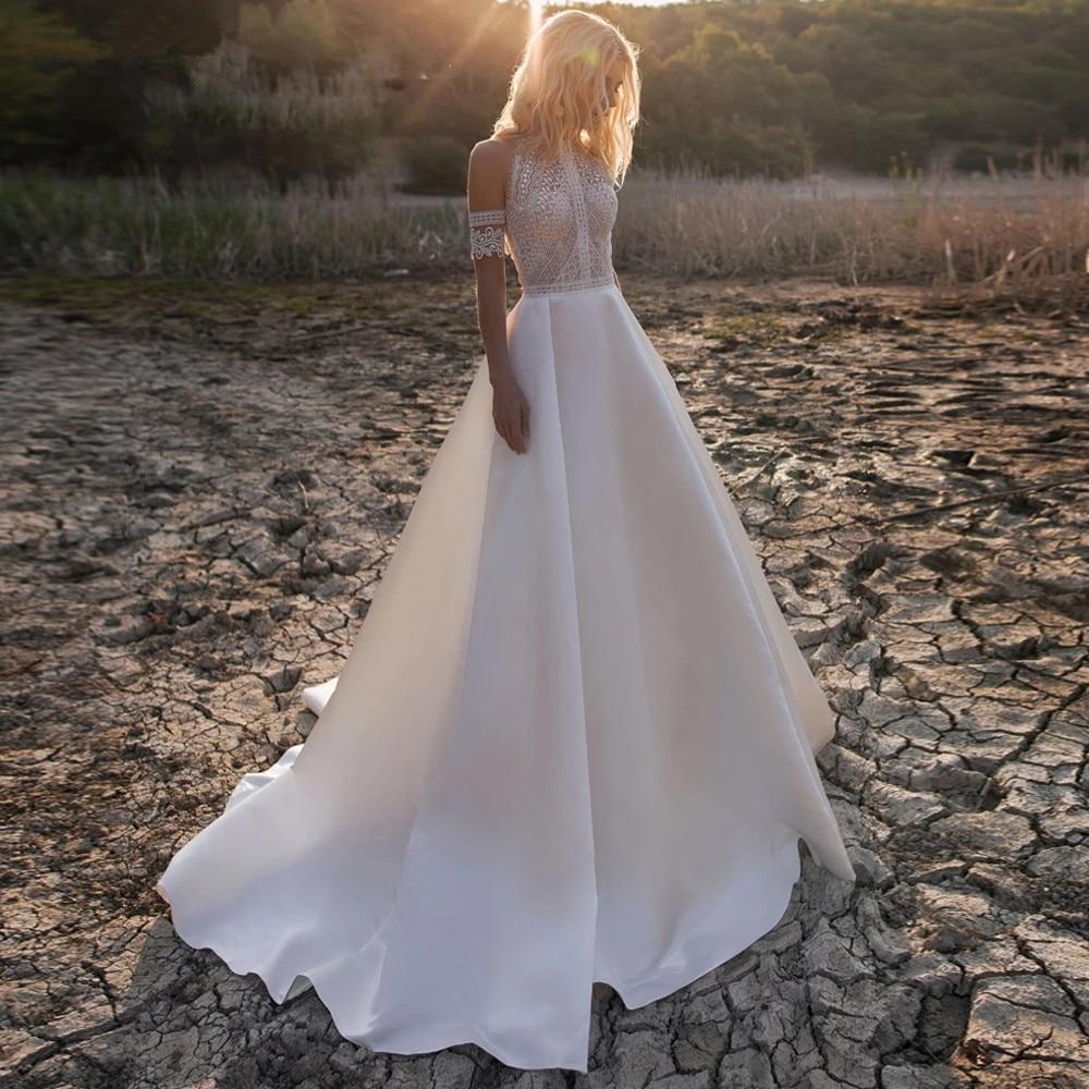 robe de mariée 1 Soirée Blanche